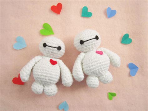 amigurumi pattern baymax baymax amigurumi pattern a little love everyday