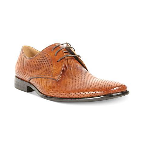 steve madden shoes for steve madden havin dress shoes in brown for cognac
