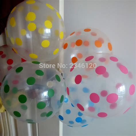 Lil Dot Balloons Hijau Muda 10pcs balloons promotion shop for promotional balloons on aliexpress