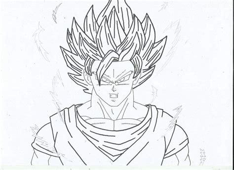 imagenes para dibujar a lapiz de goku 191 como dibujar a goku ssj2 arte amino amino