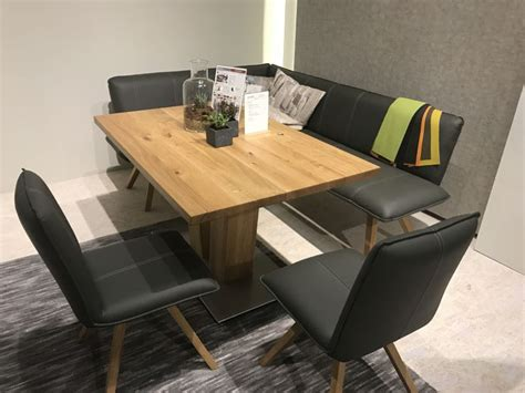 leather corner bench versatile dining table configurations with bench seating