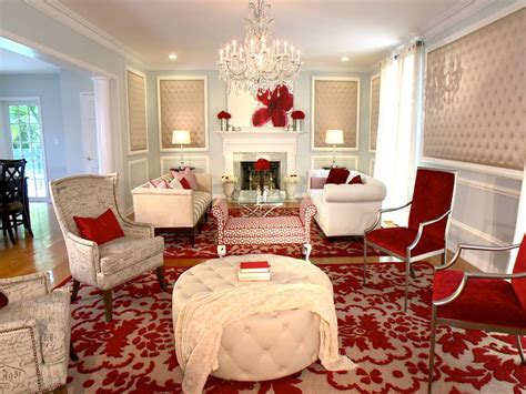 red living rooms 25 red living room designs decorating ideas design