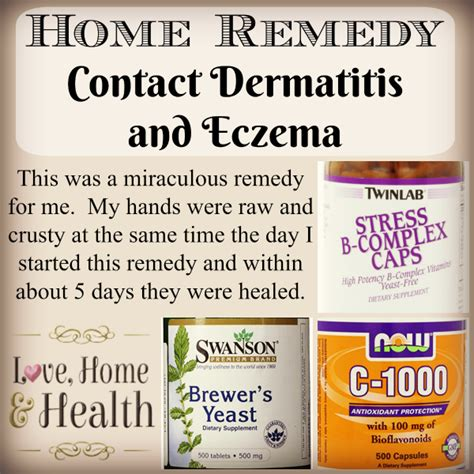 do you want to heal your own contact dermatitis in 5 days