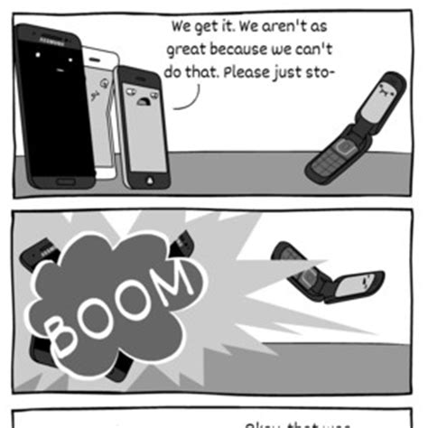 Flip Phone Meme - galaxy note 7 vs flip phone by lolnein meme center