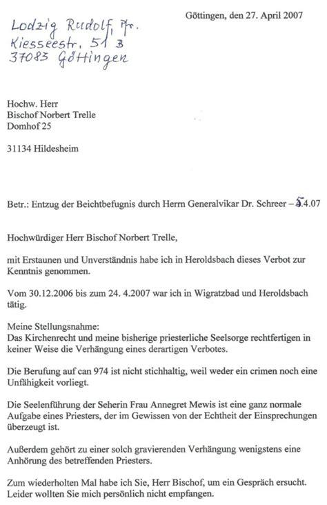 Anschreiben Herr Dr Aufkl 228 Rung Des Bereichsverbotes