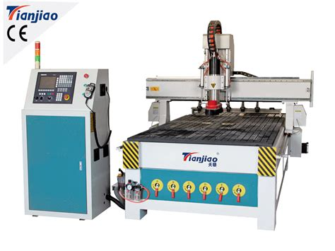 Linear Type Atc Combination Woodworking Machines Suppliers
