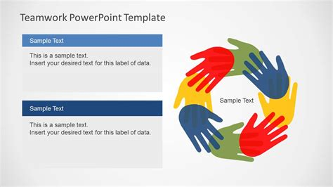 Teamwork Powerpoint Template Slidemodel Powerpoint Template For