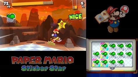 rugged road paper mario let s play paper mario sticker part 31 rocky road