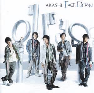 face down mp3 男组合 嵐 face down 鍵のかかった部屋主题曲 2012 05 09 j pop 320k
