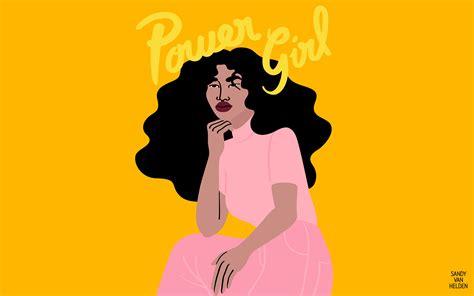 wallpaper girl power photo collection power desktop wallpaper