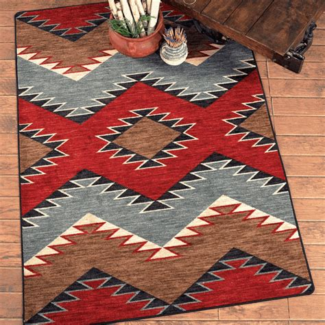 Karpet 3 X 4 southwest rugs 3 x 4 heritage southwestern rug lone western decor
