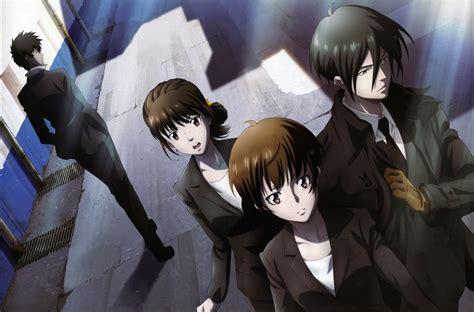 Anime 2 Season by Psycho Pass 2012 Anime