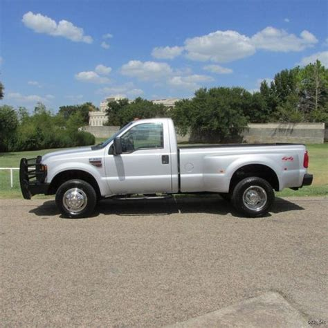 auto air conditioning service 2001 ford f350 interior lighting find used 08 f350 reg cab xl 4x4 fx4 6 4l v8 p s diesel dually auto must see in arlington texas