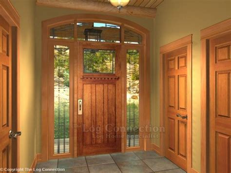 Log Home Exterior Doors 1000 Images About Log Cabin Doors On Home Arches And Wood Entry Doors