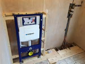 Plumbing Rough by Geberit Toilet Frame Everest Heating And Plumbing