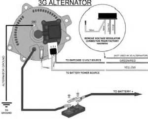 wiring diagram for gm alternator fixya