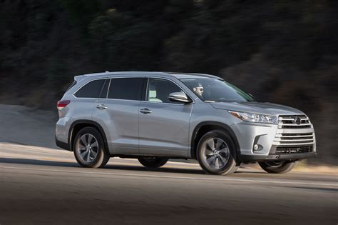 the highlander 2017 toyota highlander reviews and rating motor trend