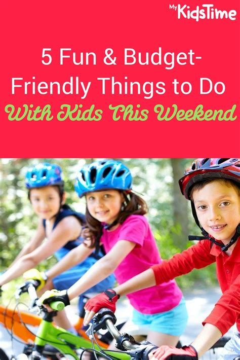 5 Things To Start Your Weekend With by 5 Budget Friendly Things To Do With This Weekend