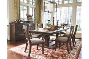 windville dining room table ashley furniture homestore 50 best dining room sets for 2017