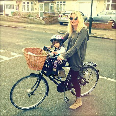 silla  bicicleta portabebes weeride