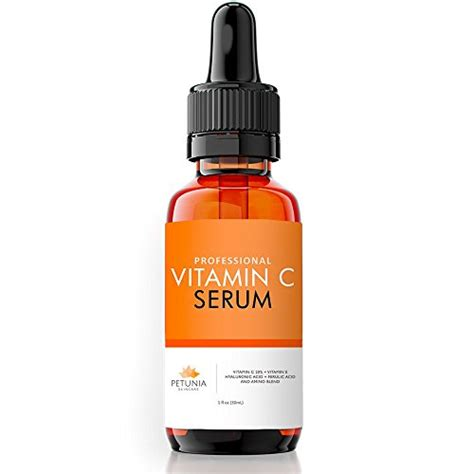 Serum Vitamin C With Collagen new vitamin c serum 20 with hyaluronic acid and ferulic