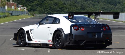nissan nismo race car nissan updates gt r nismo gt3 race car for 2013