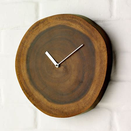 Wood Clock Designs | collection of unusual clock designs