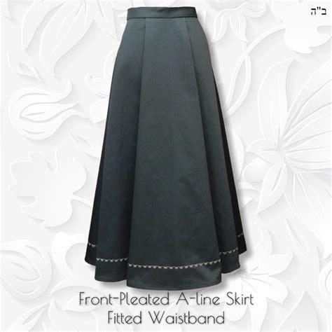 modest skirt pattern software