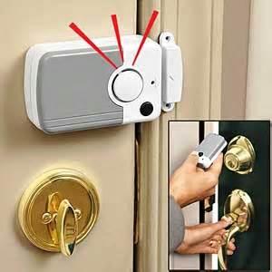 Front Door Security System Door Security Door Security Devices Alarm