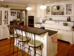Cottage Style Kitchen Island by Simple Touches To Bring Cottage Style Decor Into Your Home