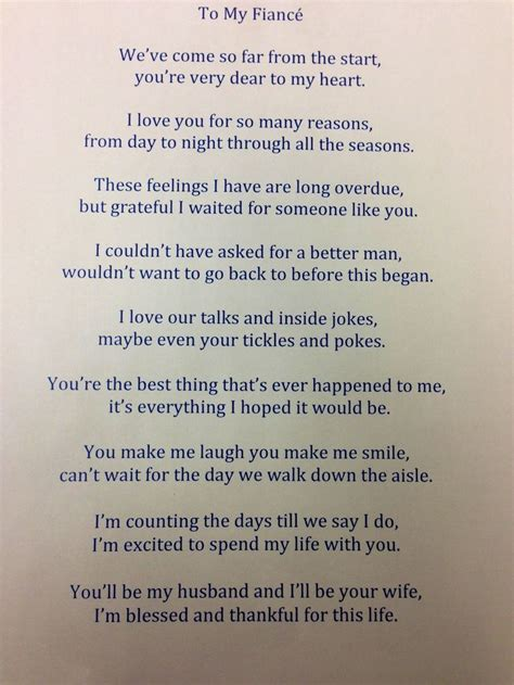 fiance poems fiance poems 28 images poems your quotes birthday