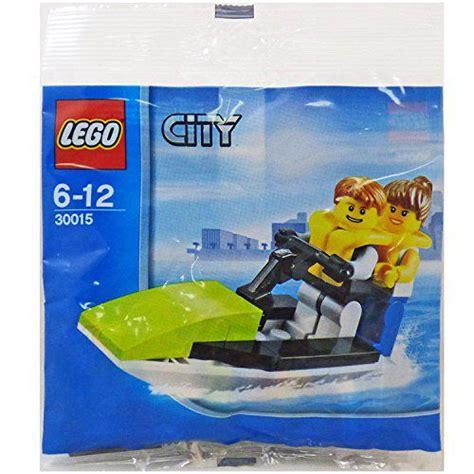 lego police boat games online lego city mini figure set 30015 jet ski bagged buy lego