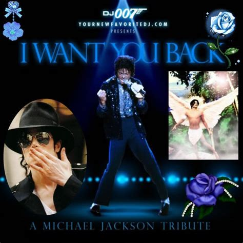 Michael Jackson Is Back In The Us by Michael Jackson I Want You Back By Princessjacksonsk6 On