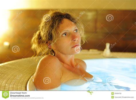 women in bathroom woman in bath stock photography image 25564702