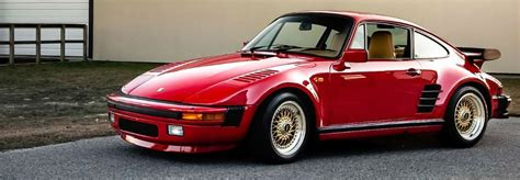 porsche slant nose 1986 porsche 911 turbo slantnose flachbau for sale