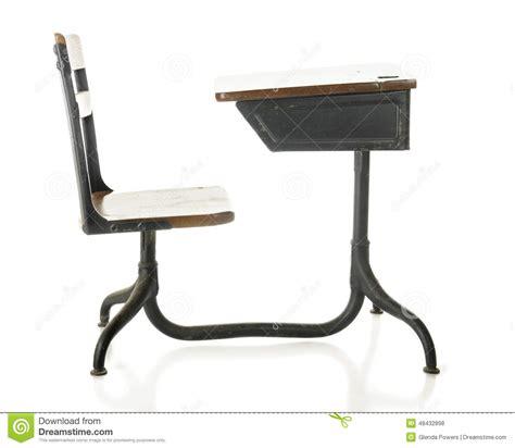 white school desk antique school desk stock photo image of empty wood