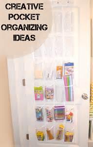 Organizing Ideas For Kitchen Creative Pocket Organizing Ideas