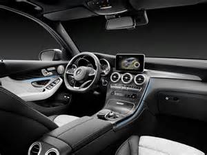 Inside A Mercedes New 2016 Mercedes Glc Is A C Class Suv Replaces The