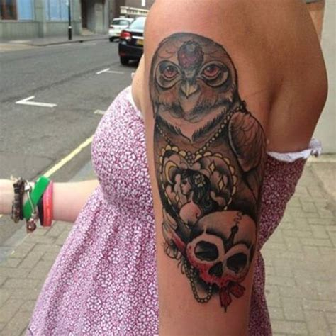 tattoo aftercare gauze 101 highly recommended owl tattoos in the us wild tattoo art
