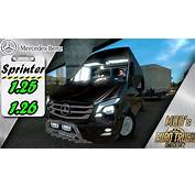 Mercedes Long Sprinter V 124 By Klolo901 126x Mod For