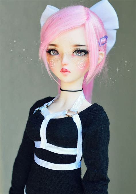 jointed doll how to 25 best ideas about anime dolls on bjd dolls