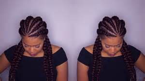 hair styles larger large cornrow hairstyles for women 2015