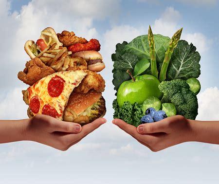 vs food healthy vs unhealthy foods car interior design