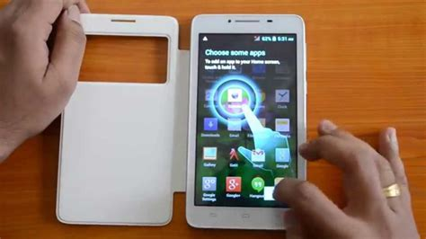 how to use otg in micromax doodle 3 micromax canvas doodle 3 unboxing