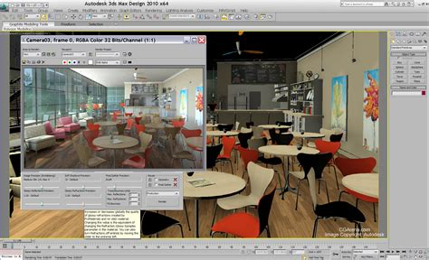 3d max autodesk introduces 3ds max 2010