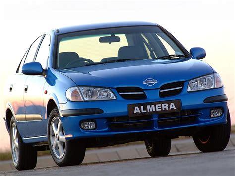 nissan almera nissan almera pulsar 4 doors specs 2000 2001 2002