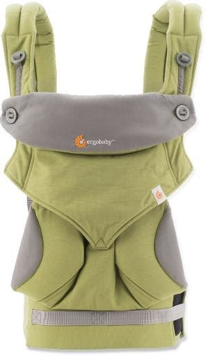 Ergobaby Four Position 360 Baby Carrier Green ergobaby four position 360 baby carrier at rei