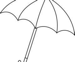 Gamis Umbrella Syari White umbrella clipart black and white free clipartxtras