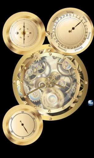 themes real clock download real clock wallpaper for android appszoom
