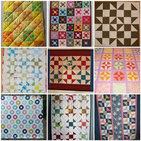 Shoo Fly Quilt Pattern Underground Railroad by Beginner S Quilt Along Block 3 Quilting Gallery